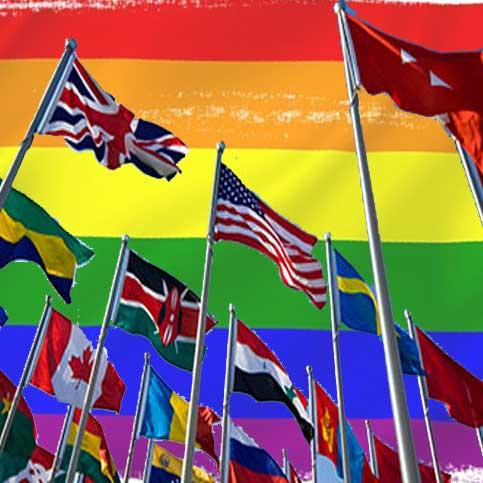 قوانین بینالمللی و دگرباشان جنسی