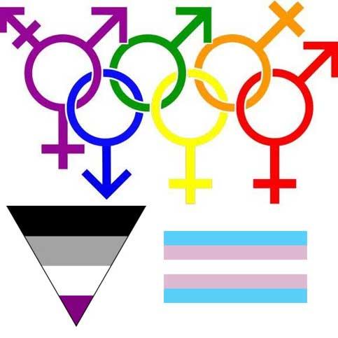 نمادها و شعارهای دگرباشان جنسی
